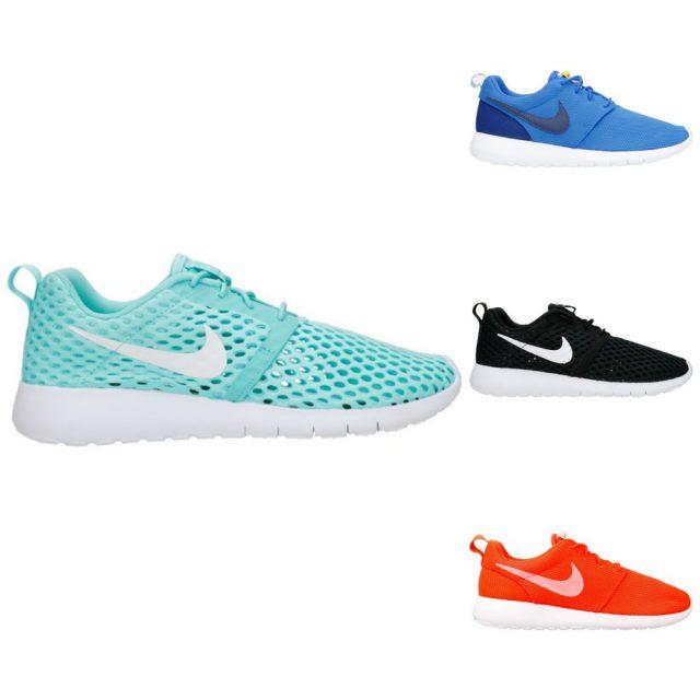 Kolaż z butami Nike Roshe Run