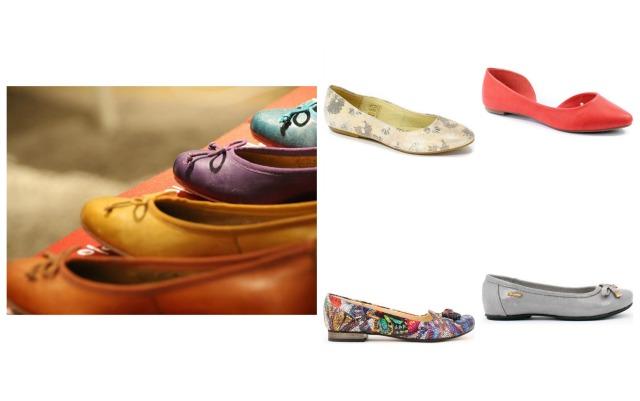 Popularne modele i marki balerinek, jakie balerinki nosimy najchętniej?